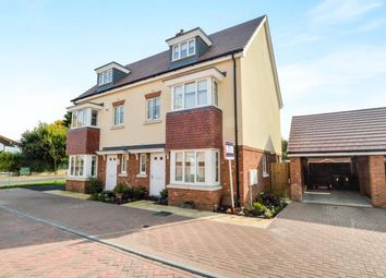 Thumbnail 4 bed semi-detached house for sale in Town Farm Place, Willesborough, Ashford, Kent