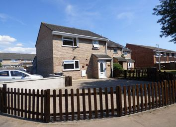 Thumbnail 3 bed terraced house for sale in Wesley Drive, Weston-Super-Mare