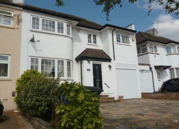 Thumbnail 4 bed semi-detached house to rent in Ridgemont Gardens, Edgware