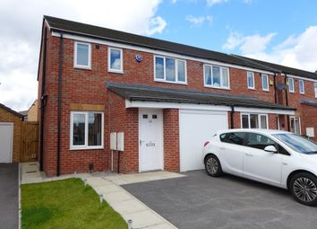 Thumbnail 3 bed semi-detached house for sale in Pear Tree Close, Bradford