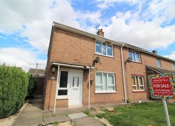 Thumbnail 2 bed terraced house for sale in Ffordd Powell, Caego, Wrexham