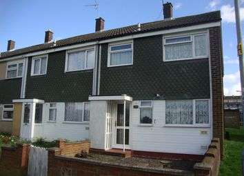 Thumbnail 3 bed end terrace house for sale in Arrow Close, Luton
