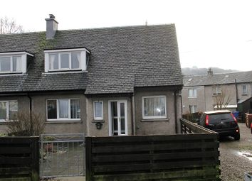 Thumbnail 4 bed semi-detached house for sale in Brucehill, Tarbert