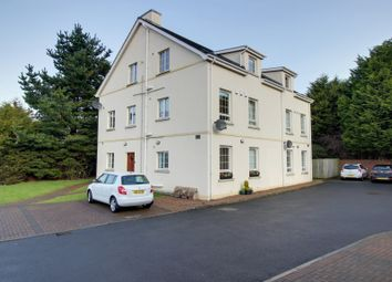 Thumbnail 2 bed flat for sale in Danescourt, Newtownards