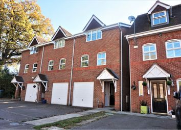 Thumbnail 3 bed town house for sale in Mulberry Gardens, Horsham