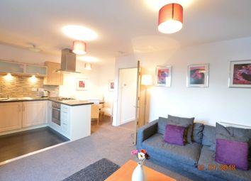 Thumbnail 2 bed flat to rent in Firpark Close, Parade Park, Dennistoun, Glasgow
