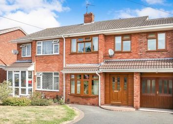 Thumbnail 3 bed semi-detached house for sale in Convent Close, Atherstone, Warwickshire