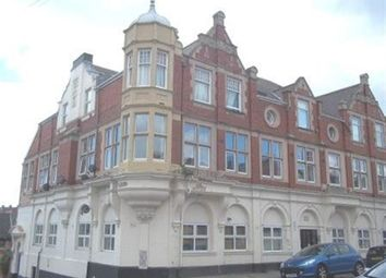 Thumbnail 1 bedroom flat to rent in Court Road, Barry