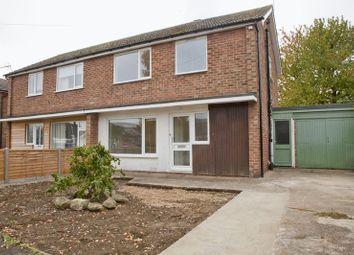 Thumbnail 3 bedroom semi-detached house to rent in Ridgeway, Nettleham, Lincoln