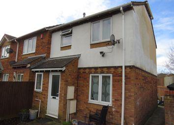 Thumbnail 3 bedroom end terrace house for sale in Stanley Mead, Bradley Stoke, Bristol