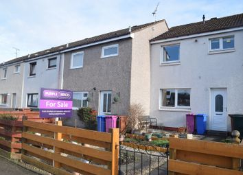 Thumbnail 2 bed terraced house for sale in Grantown Road, Forres