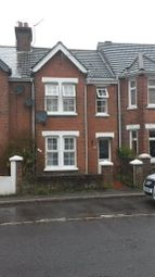 Thumbnail 3 bed terraced house to rent in St Johns Road, Heckford Park, Poole