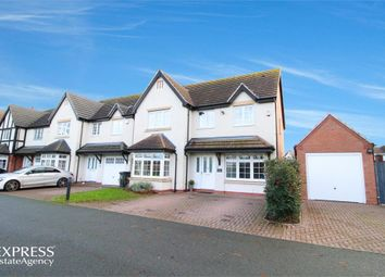 4 bed detached house for sale in The Green, Castle Bromwich, Birmingham, West Midlands B36