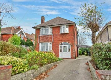 Thumbnail 3 bed detached house for sale in South Farm Road, Broadwater, Worthing