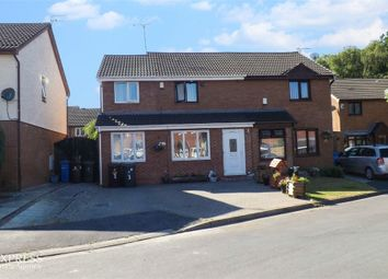 Thumbnail 4 bed semi-detached house for sale in Stainton Close, Liverpool, Merseyside