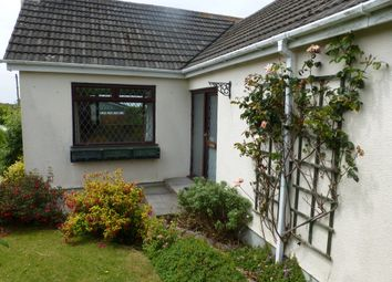 Thumbnail 2 bed detached bungalow to rent in Mewstone Avenue, Wembury, Plymouth