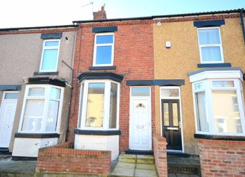 2 bed terraced house to rent in Lansdowne Street, Darlington DL3