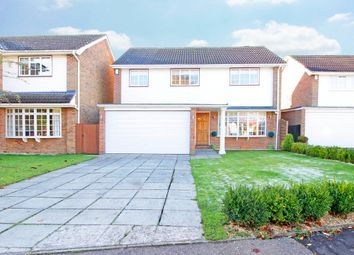 Thumbnail 4 bed detached house for sale in Chantry Avenue, Hartley, Longfield