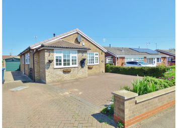 Thumbnail 2 bed bungalow for sale in Drybread Road, Whittlesey, Peterborough
