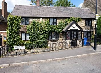 Thumbnail 3 bed cottage for sale in Norton Lees Lane, Sheffield