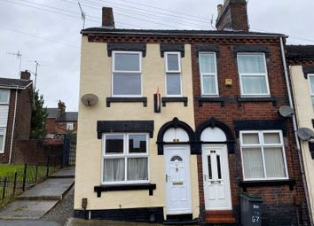 Thumbnail 2 bed terraced house for sale in Bold Street, Northwood, Stoke-On-Trent, Staffordshire