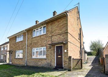 Thumbnail 3 bed semi-detached house for sale in Holloway Road, Witney
