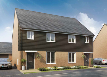 """The Byford - Plot 110"" at Stoke Road, Hoo, Rochester ME3. 3 bed semi-detached house for sale"