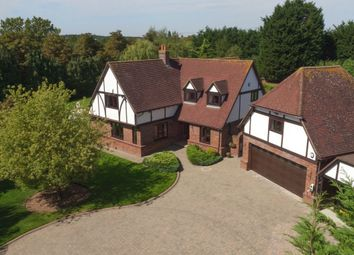 Thumbnail 4 bed detached house for sale in Easton Road, Stonely, St. Neots