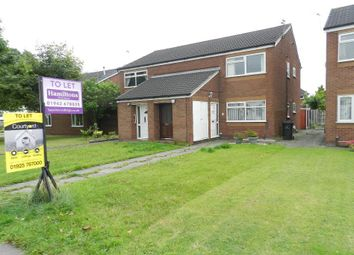 Thumbnail 2 bed flat to rent in St Helens Road, Leigh