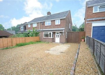 Thumbnail 3 bedroom semi-detached house for sale in Crowthorne Road, Sandhurst, Berkshire