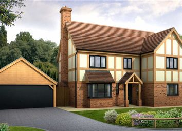 Thumbnail 4 bed detached house for sale in Limes Field, Off Limes Paddock, Shrewsbury