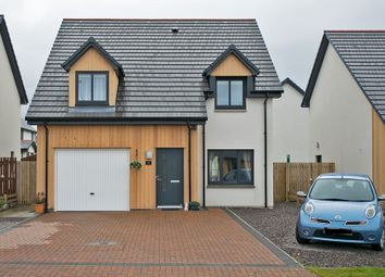 Thumbnail 3 bed detached house for sale in Lawrie Drive, Nairn