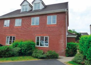 Thumbnail 3 bed semi-detached house for sale in Stirrup Field, Golborne, Warrington