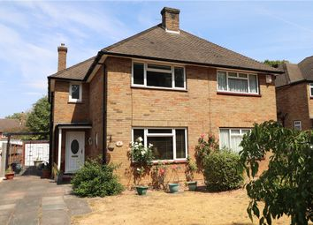 Thumbnail 3 bed semi-detached house for sale in Foxgrove Road, Beckenham