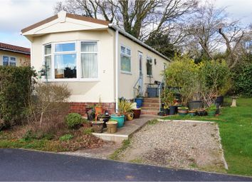Thumbnail 2 bed property for sale in Hook Bank Residential Mobile Homes, Hanley Castle