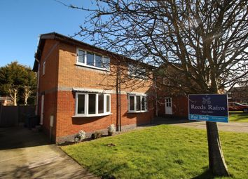 Thumbnail 2 bed semi-detached house for sale in Byron Avenue, Warton, Preston