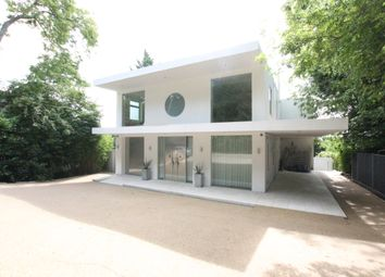 Thumbnail 5 bed detached house for sale in Barnet Road, Arkley, Barnet