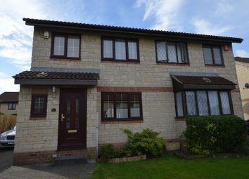 Thumbnail 3 bed semi-detached house for sale in Priston Close, Worle, Weston-Super-Mare
