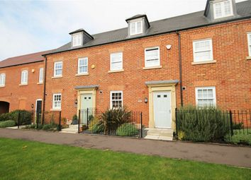 Thumbnail 3 bed terraced house for sale in Greenkeepers Road, Great Denham, Bedford