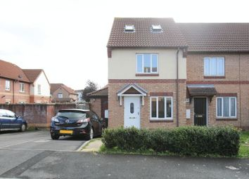 Thumbnail 3 bedroom terraced house for sale in Sawyers Court, Clevedon