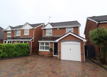 Thumbnail 3 bed detached house for sale in Picasso Rise, Meir Park, Stoke-On-Trent
