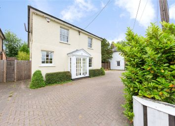 Thumbnail 4 bed detached house for sale in Brentwood Road, Ingrave, Brentwood, Essex