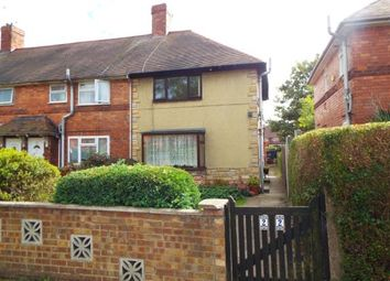 Thumbnail 3 bed end terrace house for sale in Burrows Avenue, Beeston, Nottingham