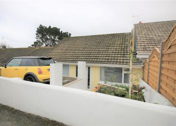Thumbnail 2 bed semi-detached bungalow for sale in Venton Road, Falmouth