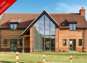 Thumbnail 4 bedroom detached house for sale in Reymerston, Norwich
