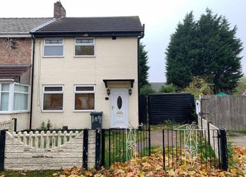 Thumbnail 3 bed end terrace house for sale in 19 Lathum Close, Prescot, Merseyside