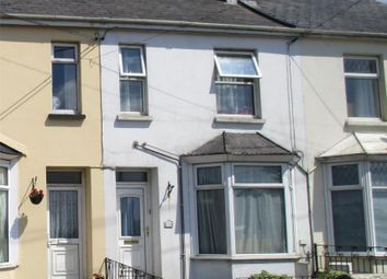 Thumbnail 2 bed terraced house to rent in Launceston Road, Callington, Cornwall