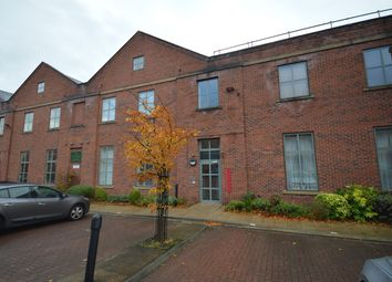 Thumbnail 1 bed flat for sale in The Foundry, Camlough Walk, Chesterfield