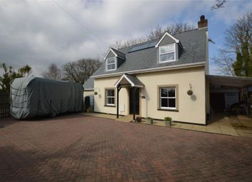 Thumbnail 3 bed detached house for sale in Chapel Road, Leedstown, Hayle, Cornwall