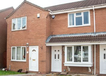 Thumbnail 2 bed terraced house for sale in Ordley Close, Newcastle Upon Tyne